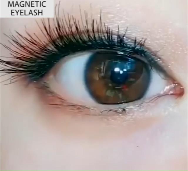 Photo of 8D Quantum Magnetic Eyelash Partner Set