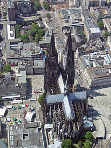 Cologne Cathedral Wikipedia Cathedral Cologne Wikipedia En 2020 Arte Historia Del Arte Historia
