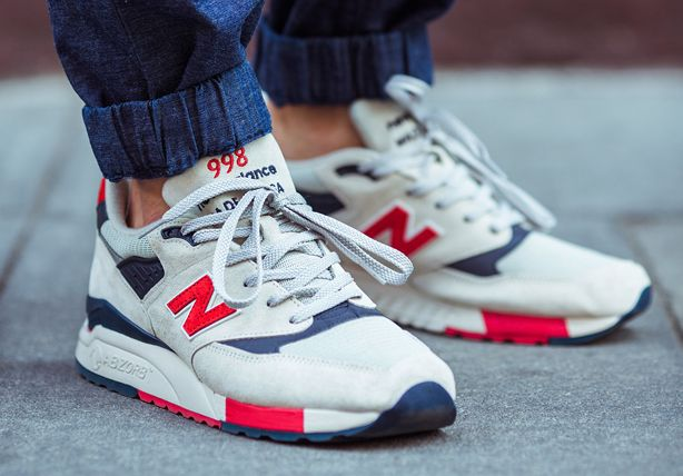MODA TENIS PAKETEMUEVES               J. Crew and New Balance's Homegrown Footwear