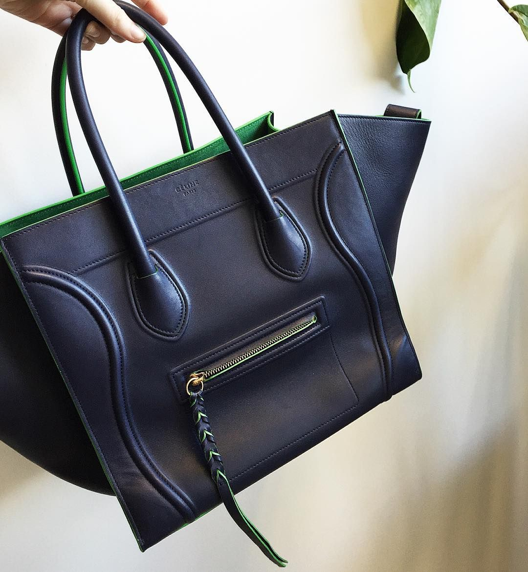 This gorgeous #Céline luggage tote is now online!