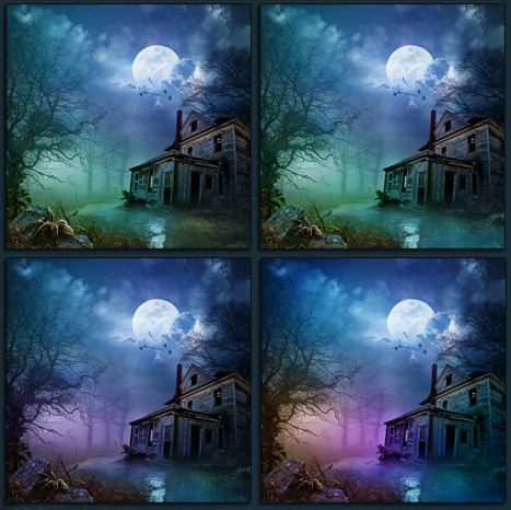 Learn how to apply a creepy and mysterious lighting effect to a photo in Adobe Photoshop.