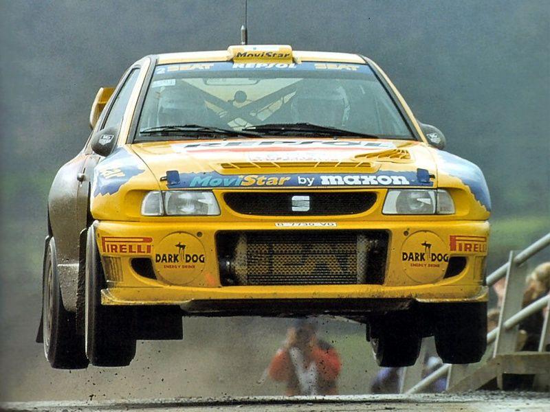 Seat Cordoba Wrc Typ 6k All Racing Cars Motorsport