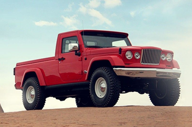 Automobile Who Have Been Dreaming Of Getting Behind The Wheel A Jeep Wrangler Pickup Can Soon Make That Dream Reality