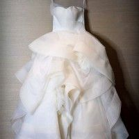 Ice Confection Gown Used Wedding Dresses Designer Wedding Gowns Bridal Party Gowns