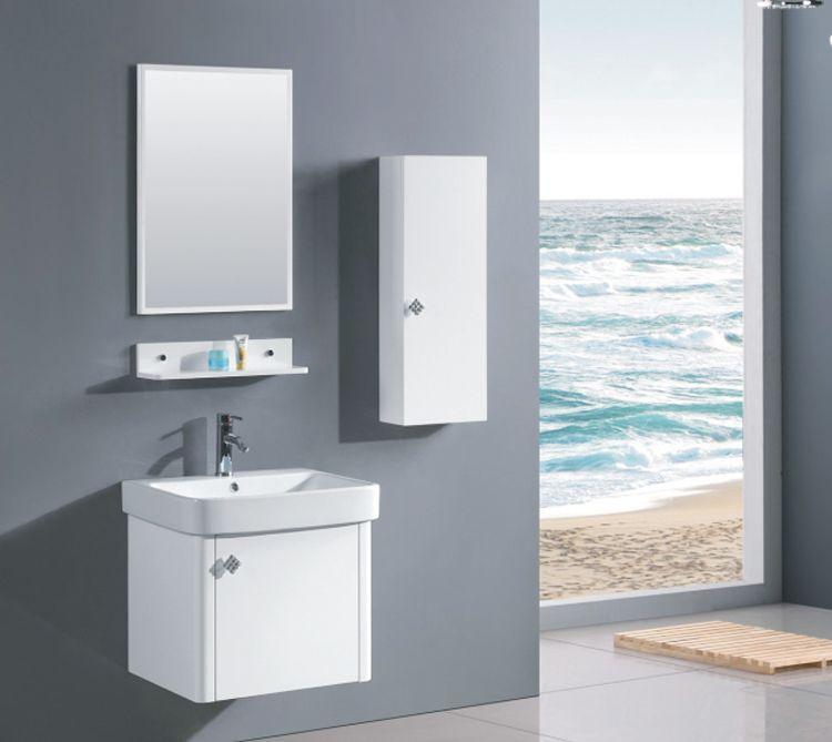Precio Competitivo Moderno Tocador Del Baño,Baño Pvc Set - Buy Baño ...