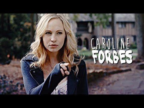 Caroline Forbes    Humor - YouTube