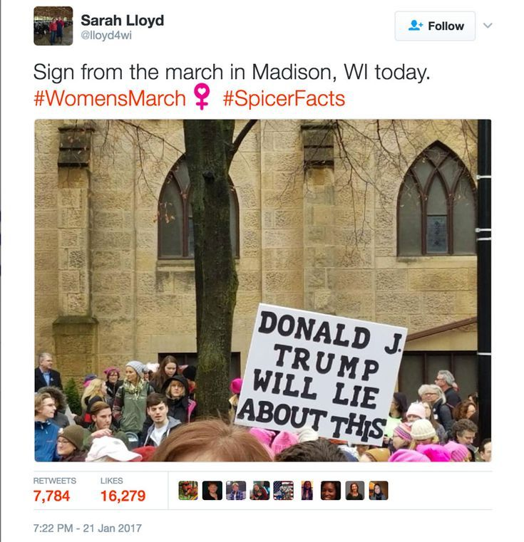 Funniest Women S March Signs From Around The World Womens March Signs Womens March Protest Signs