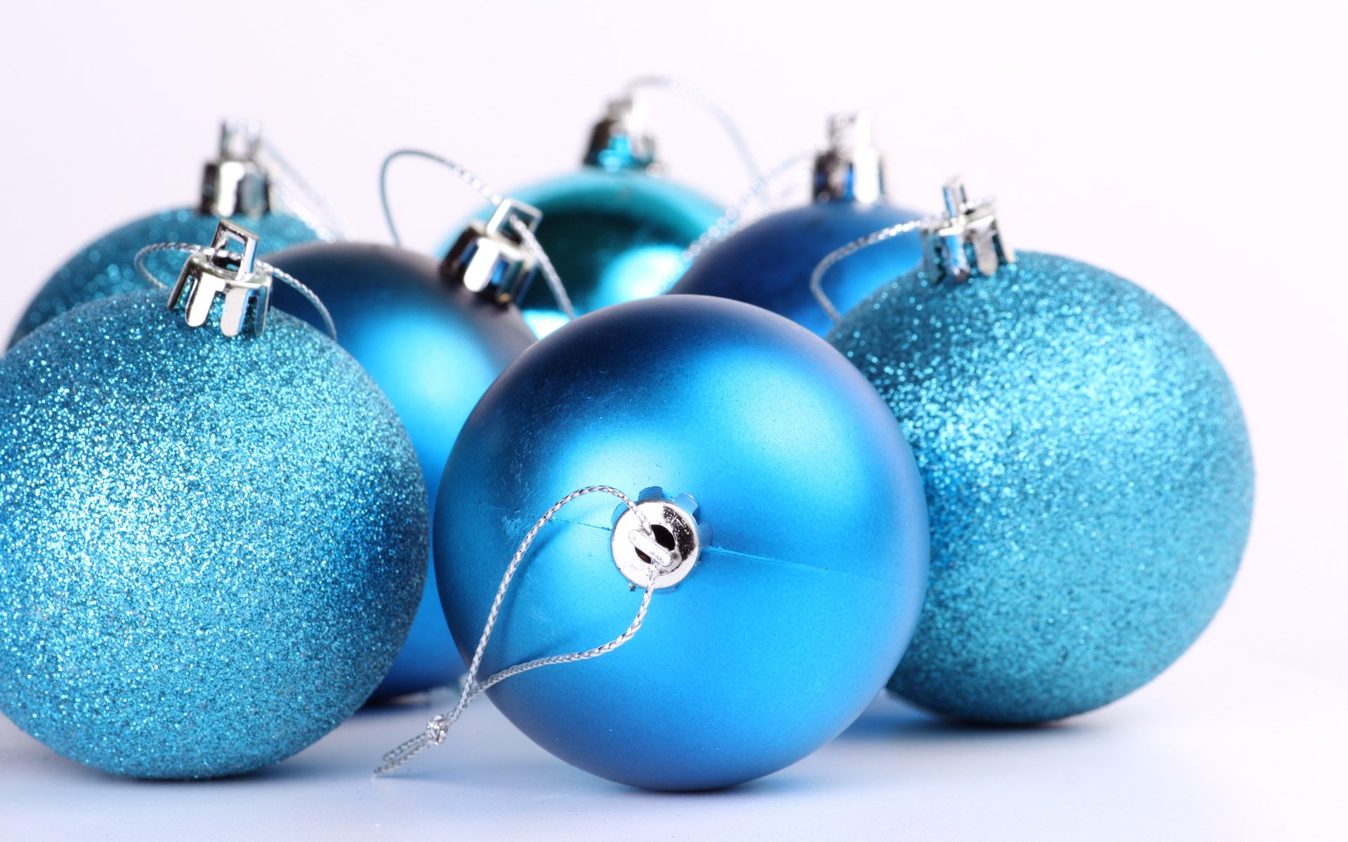 blue christmas decorations bing images