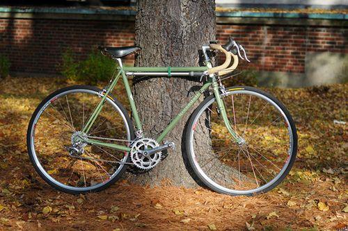 Vintage Bicycle Green Color Scheme Google Search Green Color Schemes Vintage Bicycles Bicycle