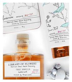 True Vanilla | Library of Flowers