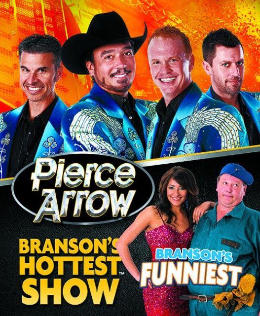 Pierce Arrow Show Arrow Show Funny Shows Branson Mo