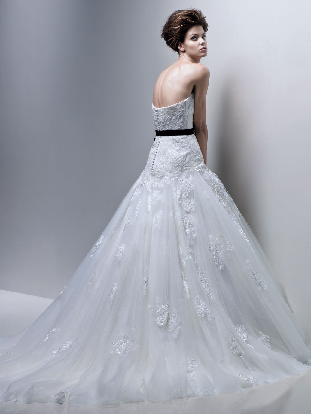 FATIMA / Enzoani Collection / Enzoani / Available Colours : Ivory ...