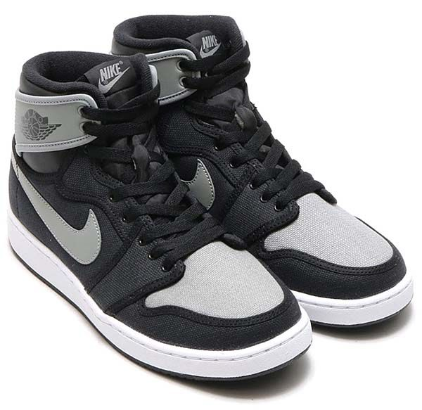 brand new 11f06 d3ddb ... promo code for nike air jordan 1 ko high og black shadow grey white  638471 66c9e