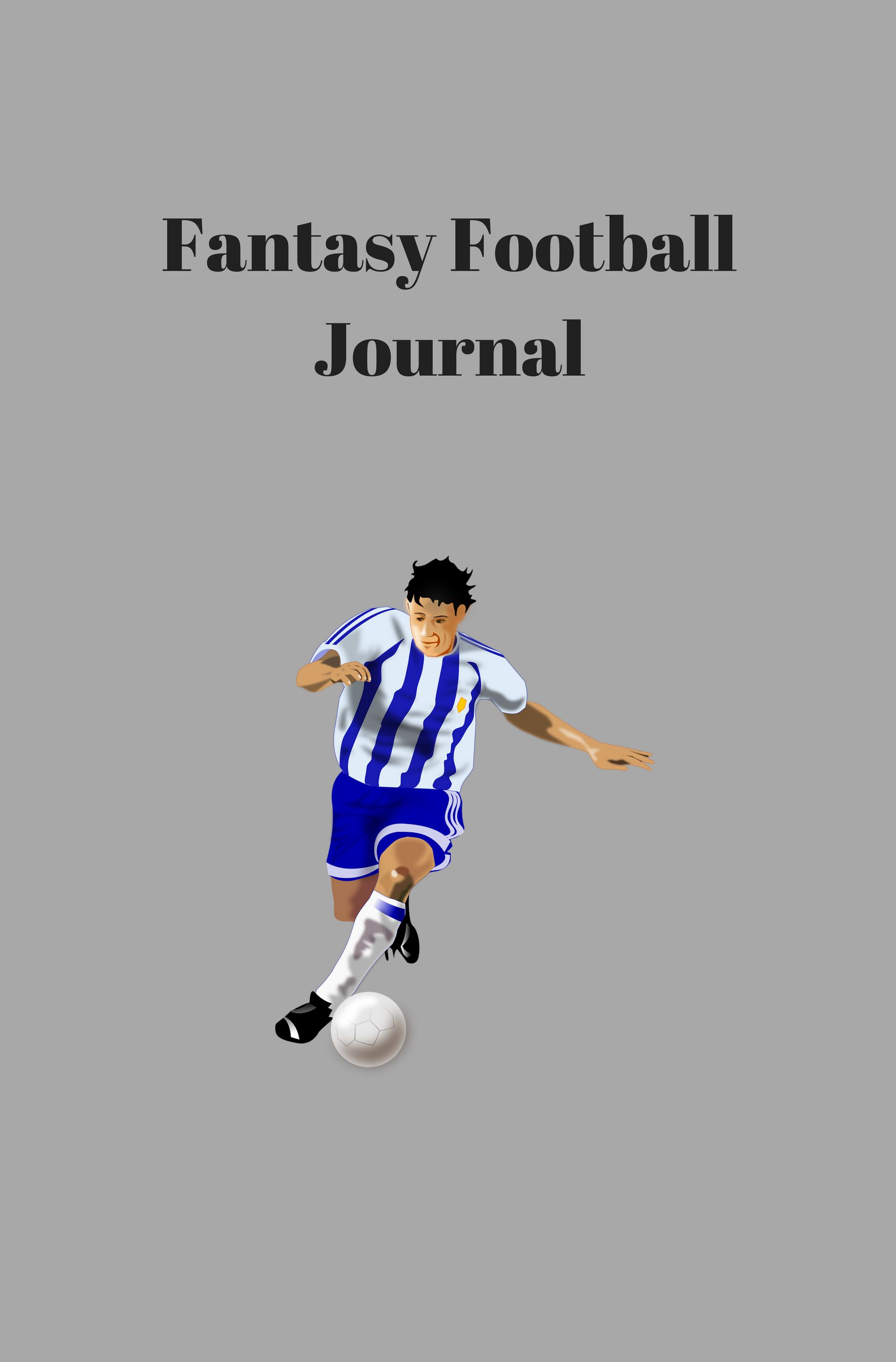 Pin by Soccer Football Fan on Fantasy Football Journals