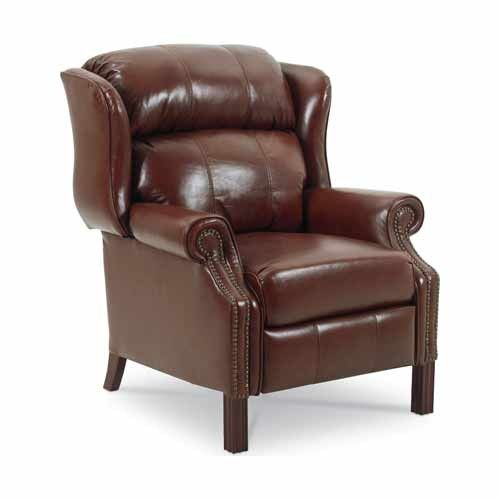 800 Lane Leather Ii Magellan Hi Leg Recliner River