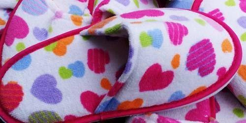 Pantuflas Confort Para Hotel, Spa, Eventos, Clinicas