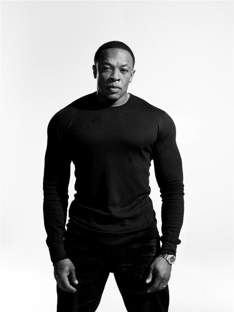 Dr. Dre, (born Andre Young), record producer, rapper, entrepreneur, actor, former member of the World Class Wreckin' Cru and N.W.A, and founder/CEO (of Aftermath Entertainment and Beats Electronics). He was previously the co-owner and artist of Death Row Records and is credited as helping to popularize West Coast/G-funk of rap music. He is considered to be the greatest producer ever in rap music and was awarded 6 Grammys. His estimated net worth is $ 250 million