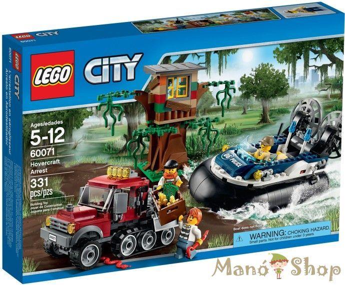 Lego City Legparnas Hajos Letartoztatas 60071 Lego Pinterest