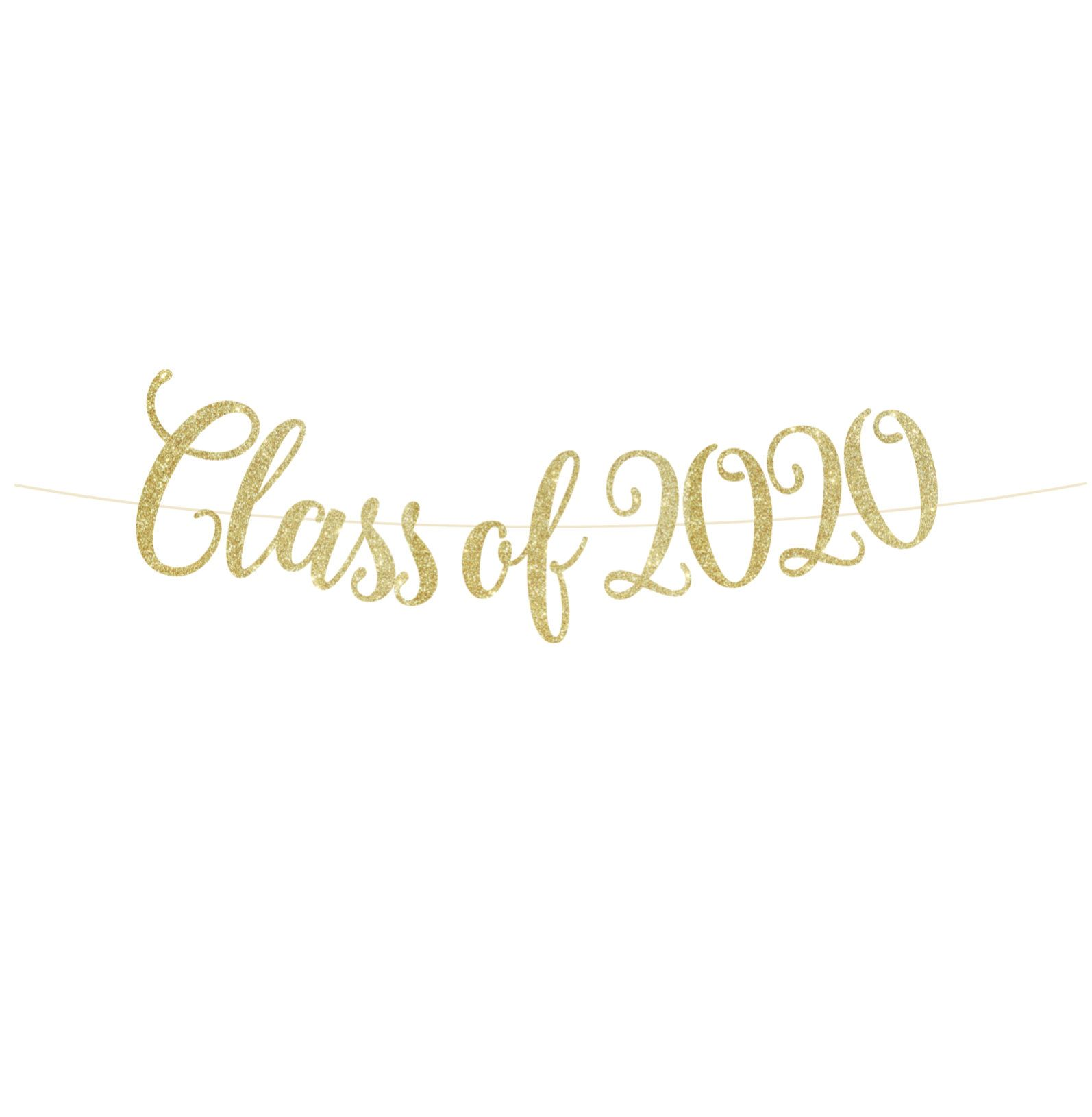Kindergarten Class of 2020 Graduation Banner Personalized Party Backdrop