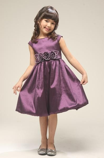 Vestidos elegantes para fiestas para ninas