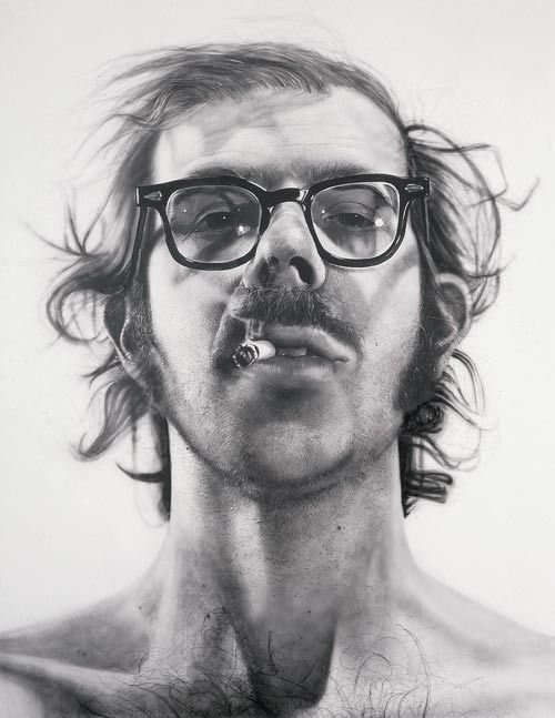 THE WILD PLACES : hyperrealism