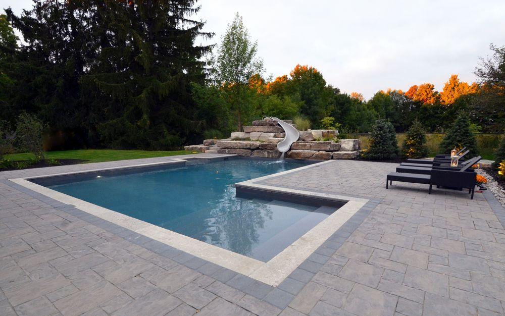 Blue Diamond Pools Barrie Ontario Canada GRS 15' 4