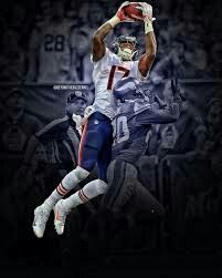 WR Alshon Jeffrey of the Chicago Bears