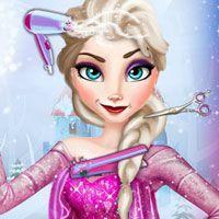 Anna S Frozen Adventure Part 1 Elsa Hair Disney Princess Hairstyles Hair Salon Games