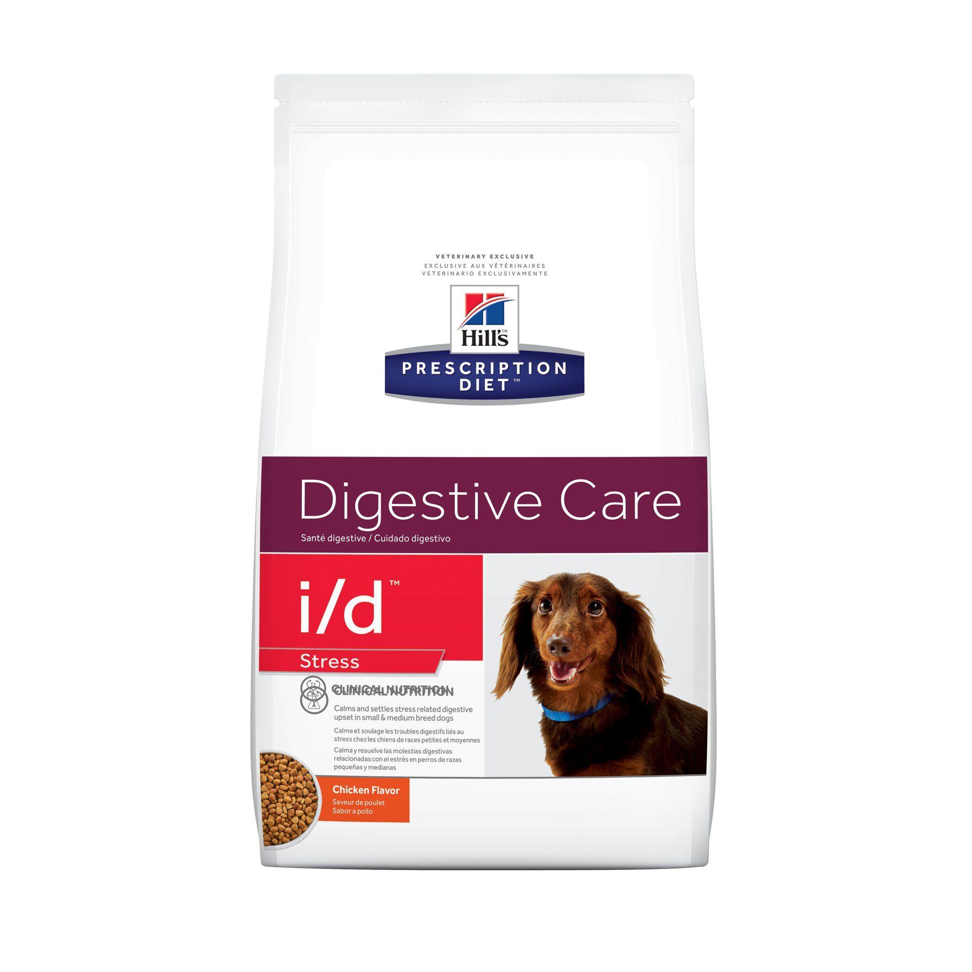 Hill S Prescription Diet I D Stress Digestive Care Chicken Flavor