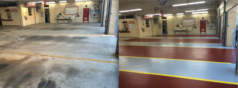 commercial epoxy flooring Epoxy floor, Epoxy, Flooring
