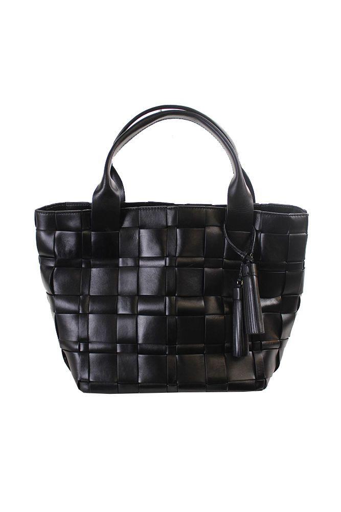 Michael Kors New Black Vivian Medium Tote Bag OSFA $478 | eBay