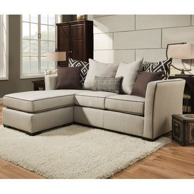 simmons reversible chaise sofa how can i get rid of a bed latitude run araceli sectional by upholstery