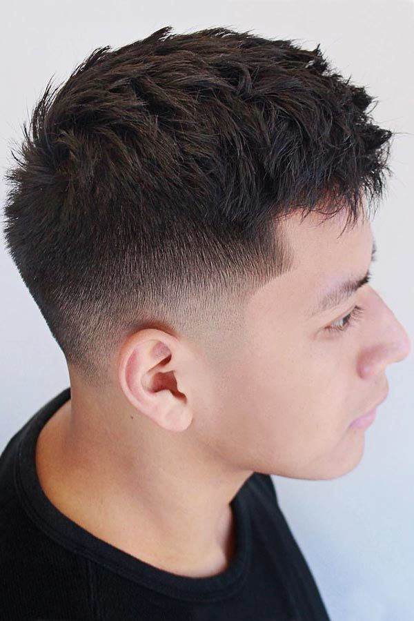 Crew Cut Style Ideas For The Macho-Esque Man | Men