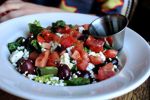 #salad #food #yummy