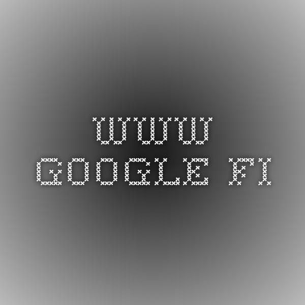 Www.Google.Fi