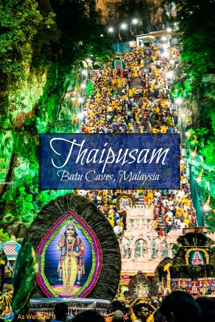 essay about thaipusam festival
