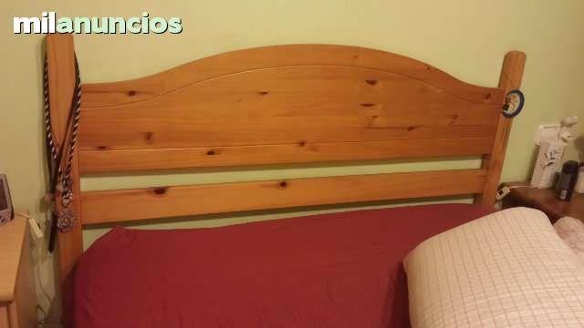 Mil anuncios com cabecero cama muebles cabecero cama en - Muebles salon segunda mano malaga ...