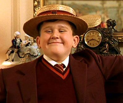 Dudley Dursley From Harry Potter