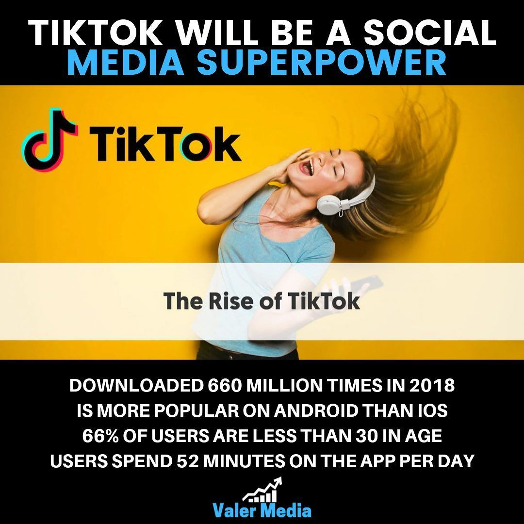 Tiktok Is Quickly Becoming A Social Media Superpower The Data Collected Shows That It May Surpass Both Fa Social Media Trends Social Media Expert Social Media