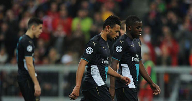 Wenger: Ayo Bangkit, Spurs Sudah Menunggu -  http://bit.ly/1NtPUBm