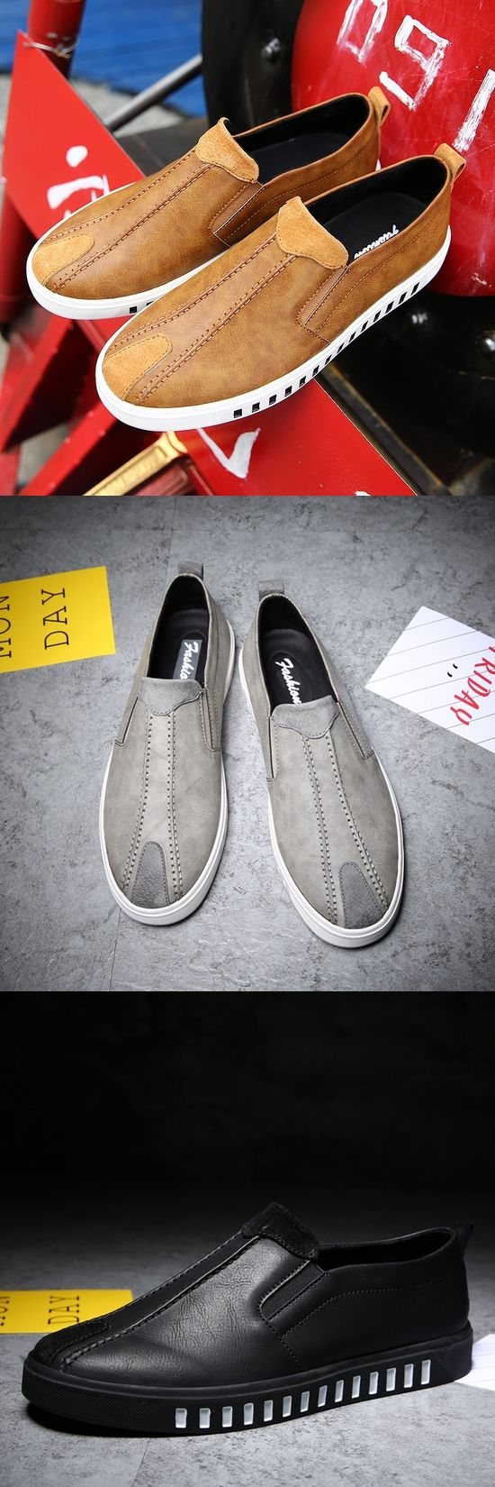 Handmade Men Genuine Leather Shoes