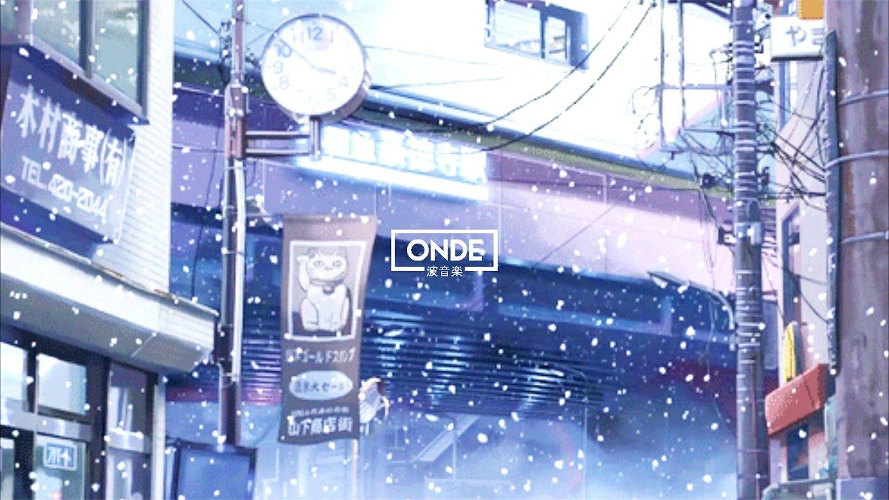 NKOHA X HITOKIRI Winter em 2020 Anime gifs, Fundo de