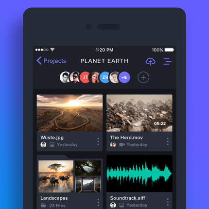 Frame.io for iOS | Real-time video collaboration, now with a native ...