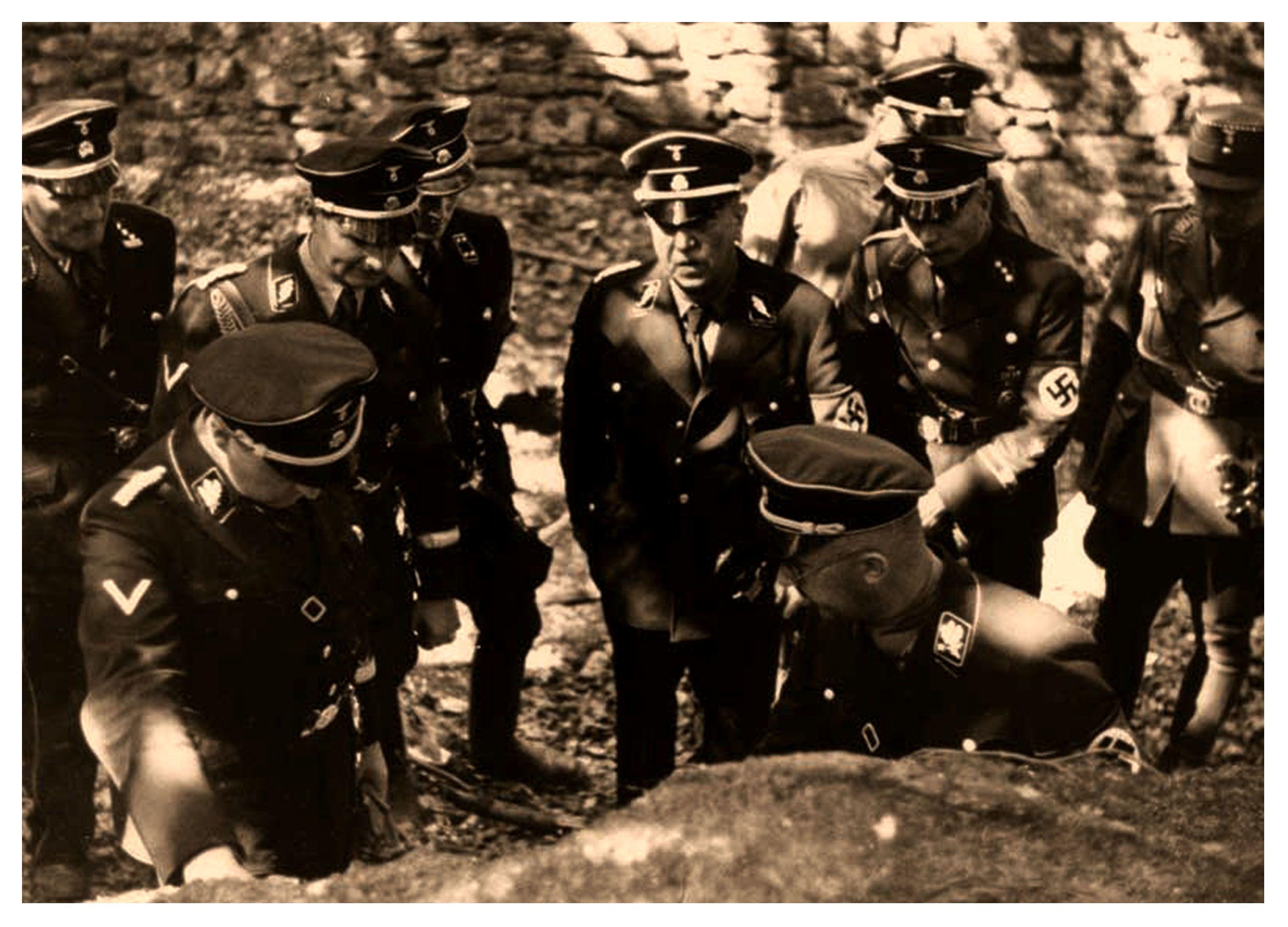 Afbeeldingsresultaat voor wewelsburg concentration camp