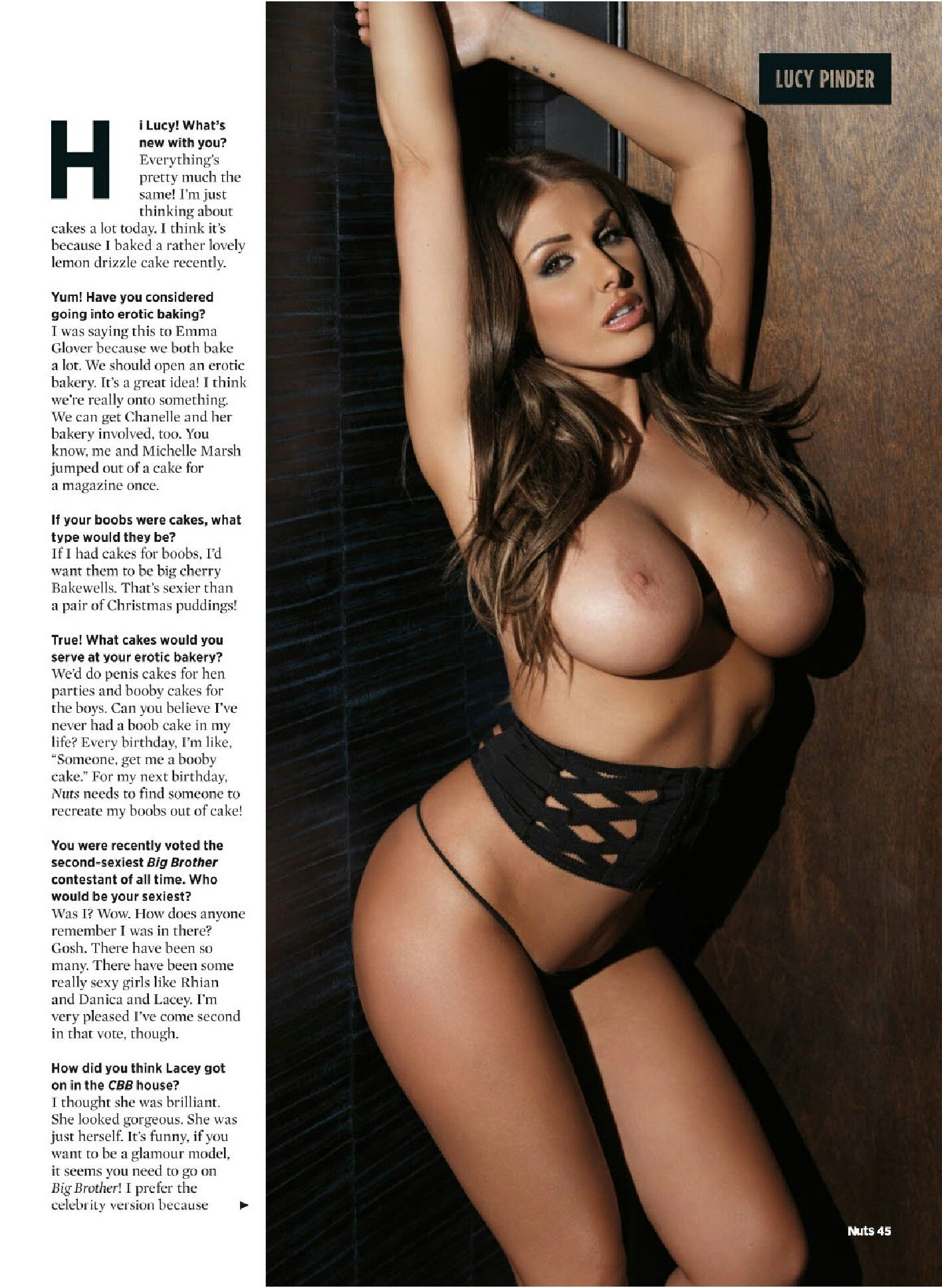 Pin On Lucy Pinder
