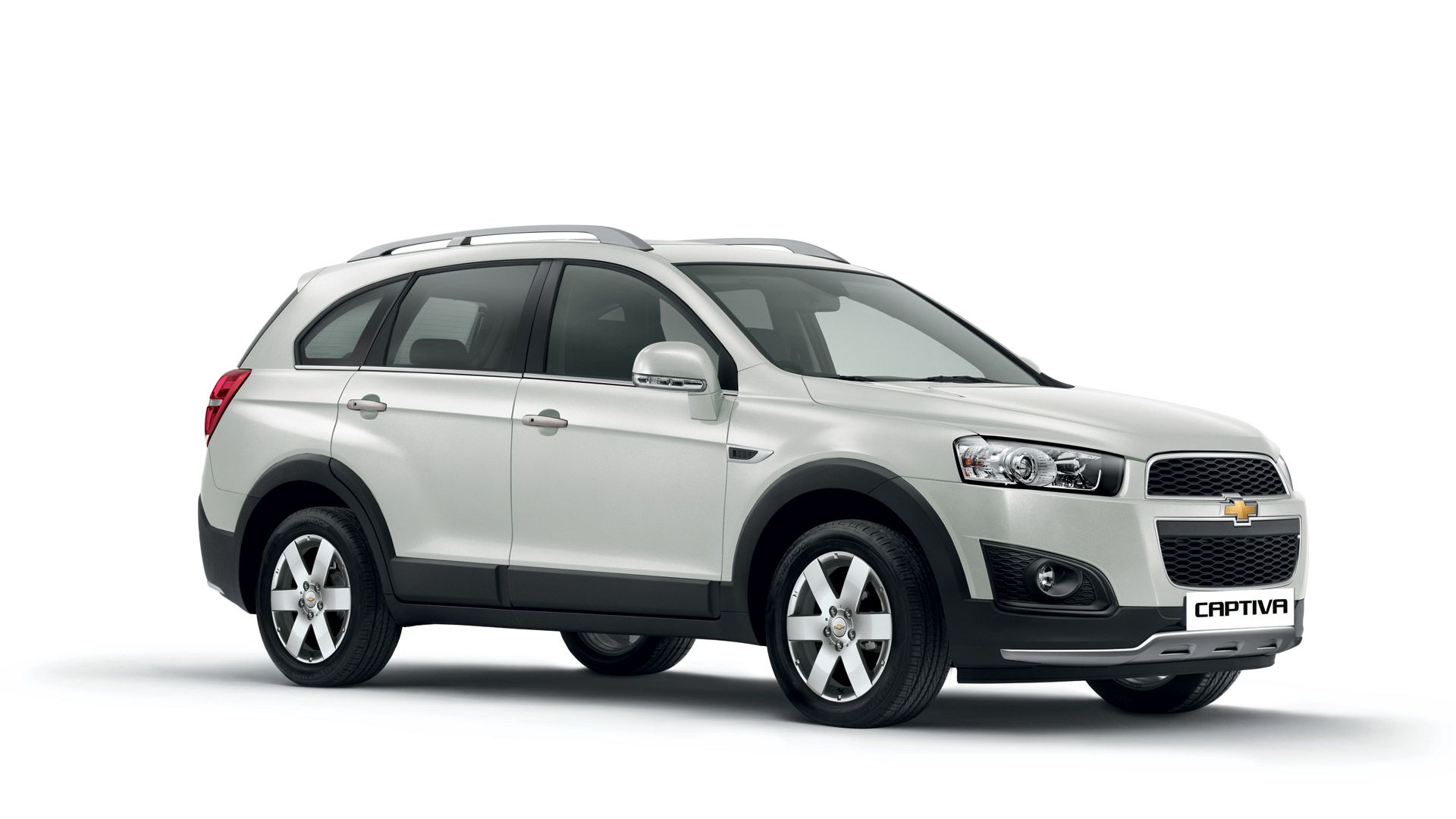 Chevrolet India Has Launched The 2014 Captiva Suv In India It Is