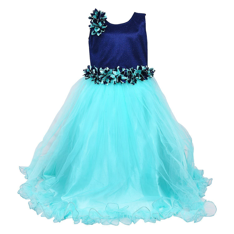 dee4f718be Wish Karo Baby Girl s Frock Long Dress Great Deal