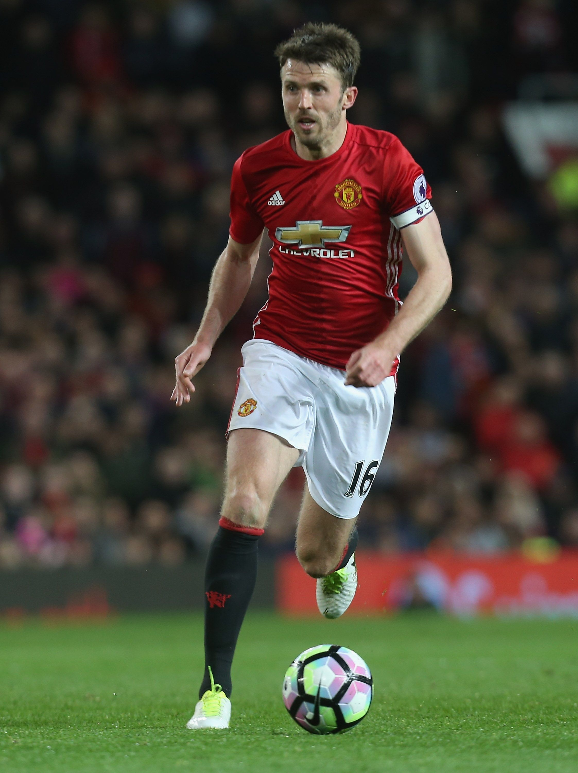 Michael Carrick Says United Are Not Giving Up On Top Four Hopes Official Manchester United Website Manchester United Manchester Barcelona