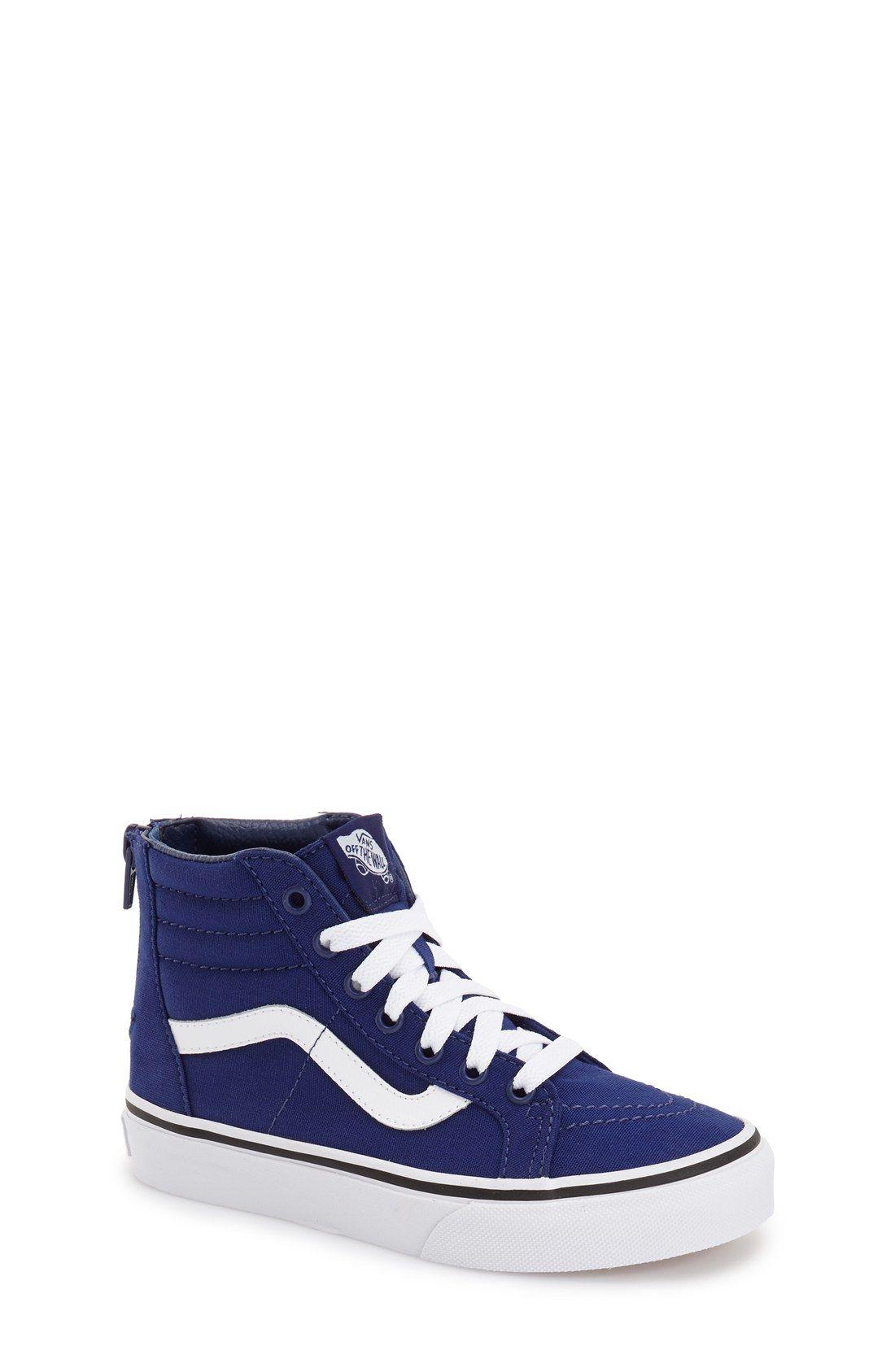 9729cbbd7f98be Vans  Sk8 - Hi  Sneaker (Baby