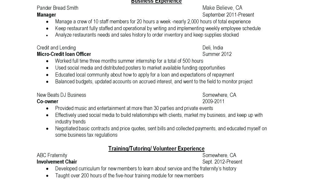 resume for it job cover letter sample for it job volunteer ...